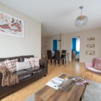 Chez Kanelle Magnifique appartement de 90M2 à 5 min de la plage