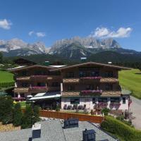 Pension Sunnberg, hotel in Going am Wilden Kaiser