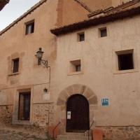 Hostal Casa del Cura、Miraveteのホテル