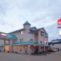 Ramada Limited 100 Mile House, hotel em One Hundred Mile House