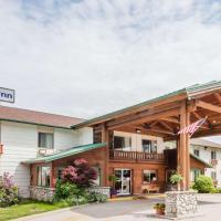 Days Inn by Wyndham Sandpoint, hotel in Ponderay