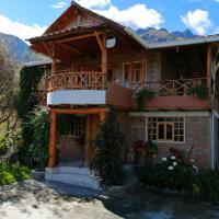 El Encanto del Taita Imbabura, hotel em Otavalo