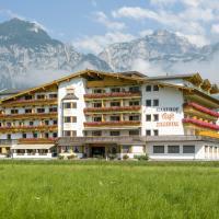 Hotel Cafe-Zillertal, hotel in Strass im Zillertal