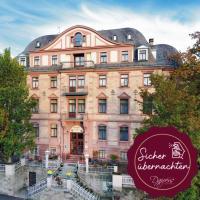 Dappers Wellness Hotel, отель в Бад-Киссингене