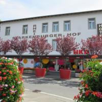 Rheinhotel Starkenburger Hof, hotel in Bingen am Rhein