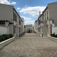 Modern Apartment Near Disneyland Paris, hotel Serris-ben