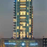 Royal Continental Suites Business Bay - Deluxe Apartments