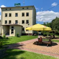 Silesia – hotel w mieście Długopole-Zdrój