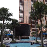 Golden Dream Service suite, hotel in Bukit Bintang, Kuala Lumpur