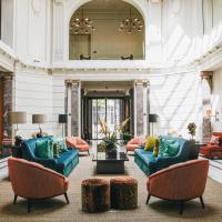 Hotel FRANQ, hotel in Antwerp