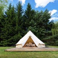 Luxury Camping - GLAMM, hotel in Aukštadvaris