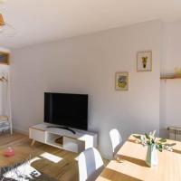 ¡Nuevo! Coqueto y cómodo apartamento con dos habitaciones