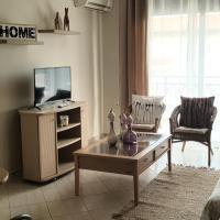 Boho apartment by the sea