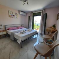 Freesia Grand Sea View Apartment, hotel near Kefalonia Airport - EFL, Sarlata