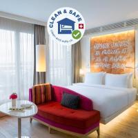 N'vY Manotel, отель в Женеве