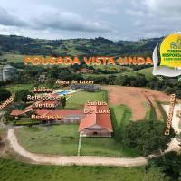 Pousada Vista Linda, hotel in Socorro