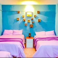 Alo3-A 3 MINUTOS DEL AEROPUERTO, LLEGA CAMINANDO, hotel near Benito Juarez International Airport - MEX, Mexico City