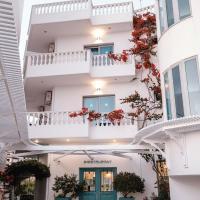 Harmony Hotel, отель в Саранде