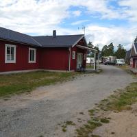 Villa Camp Igge, отель в городе Iggesund