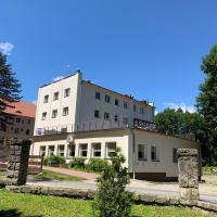 Aleksander – hotel w mieście Długopole-Zdrój