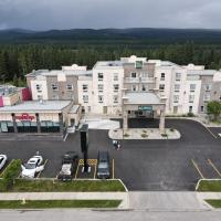 Quality Inn & Suites Hinton, hotel em Hinton