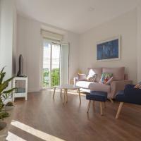 Rd triana luminoso moderno cómodo apartamento2d 2b