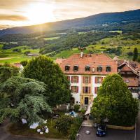Hotel Bellevue-Onnens, отель в городе Onnens
