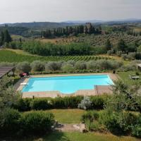 Villa il Pozzo, hotel in Certaldo