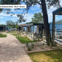 Victoria Mobilehome in Padova Premium Camping Resort