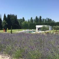 Mas provençal avec piscine chauffée, en campagne de Salon de Provence, 8 personnes - LS7-351 L'IDOLO