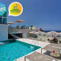 Mirasol Copacabana Hotel, hotell sihtkohas Rio de Janeiro