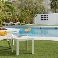 Elba Motril Beach & Business Hotel, hotel a Motril
