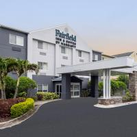 Fairfield Inn and Suites St Petersburg Clearwater, hotel near St. Pete-Clearwater International Airport - PIE, Clearwater