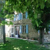 STUDIO INDEPENDANT DANS FERME 18ème, hotel in Saint-Michel-sur-Savasse