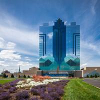 Seneca Niagara Resort & Casino, hotel v mestu Niagara Falls