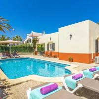 Cala Blanca Villa Sleeps 6 with Pool Air Con and WiFi