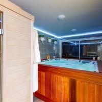 MickeyRelax - House Spa Sauna next Disneyland Paris, hotel in Villeneuve-le-Comte