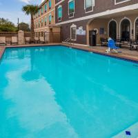Best Western Plus Heritage Inn, hotel a Houston