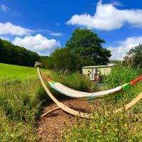 Mid Wales Luxury Huts