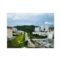 Arte S Georgetown/Airport, Penang By ZenBnB