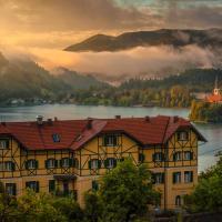 Hotel Triglav, hotel in Bled