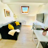 Cozy flat near Moselle Remich