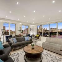 Luxury Penthouse 3BDR Inner City LRG Group WIFI