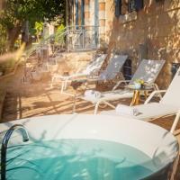 Villa Ba'Moshava - a member of Brown Hotels, отель в Иерусалиме