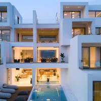 Infinity View Hotel Tinos, ξενοδοχείο στην Τήνο Χώρα