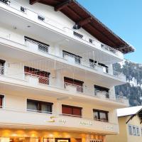 Alphotel Garni Salner, hotel in Ischgl