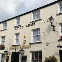 King's Arms, hotel in Lostwithiel