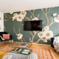 The Wandsworth Common - Bright & Modern 2BDR Flat overlooking the Park