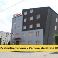 Plus Hotel, hotel in Craiova