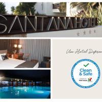 Santana Hotel & SPA, hotel in Vila do Conde
